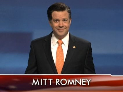 'Saturday Night Live' Attacks Romney – Again – in Opening Sketch