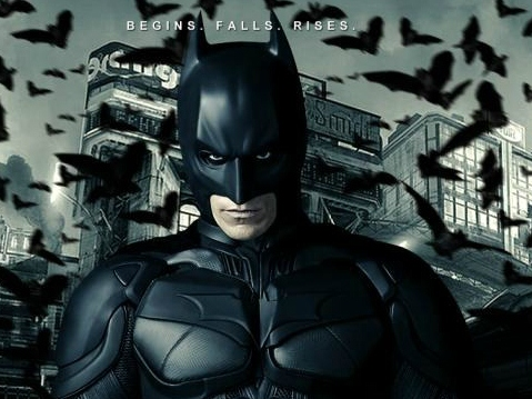 'The Dark Knight Rises' Earns PG-13 Rating