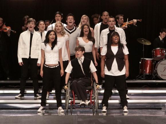 Fox Renews Fading 'Glee' for Fourth Season