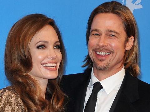 Report: Pitt, Jolie to Wed