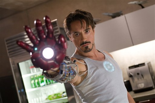 'Iron Man 3' To Be Co-Produced In China