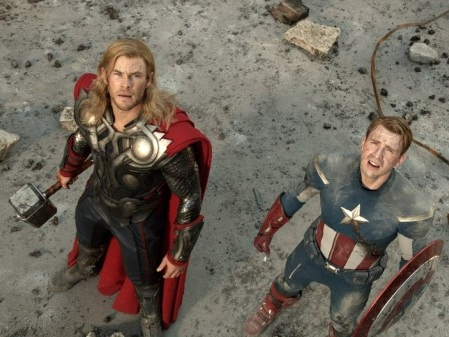 Captain Social Worker: Director's Liberal Talking Points Cut from 'Avengers'