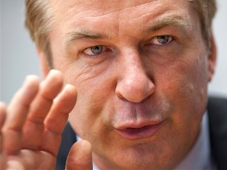 Here We Go Again: Baldwin Teases Political Run