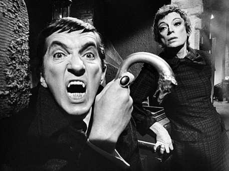 Original 'Dark Shadows' Star Jonathan Frid Dead at 87