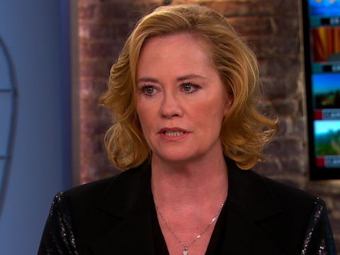 Cybill Shepherd on the 'War on Women': 'My Mother's Scared for Me'