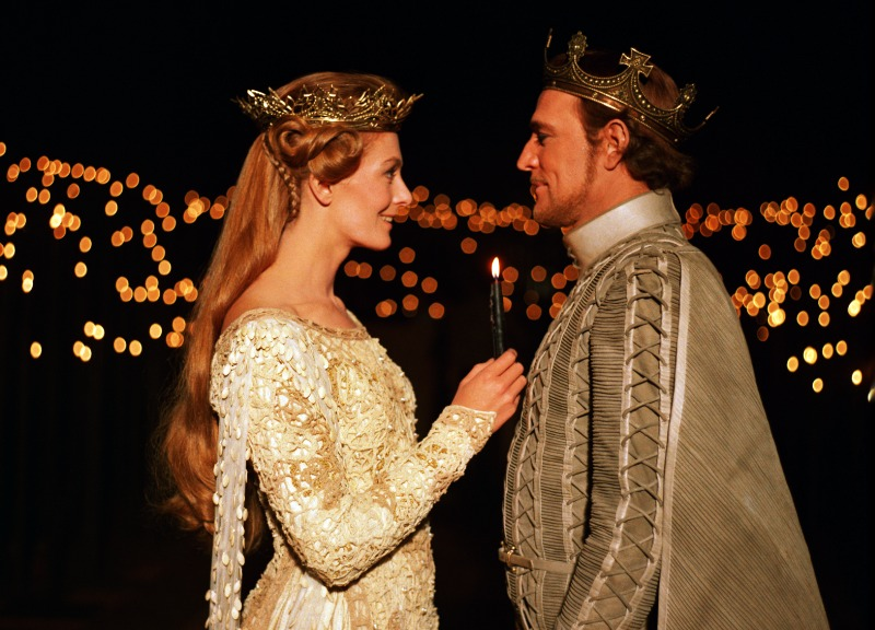 Win 'Camelot' on Blu-ray