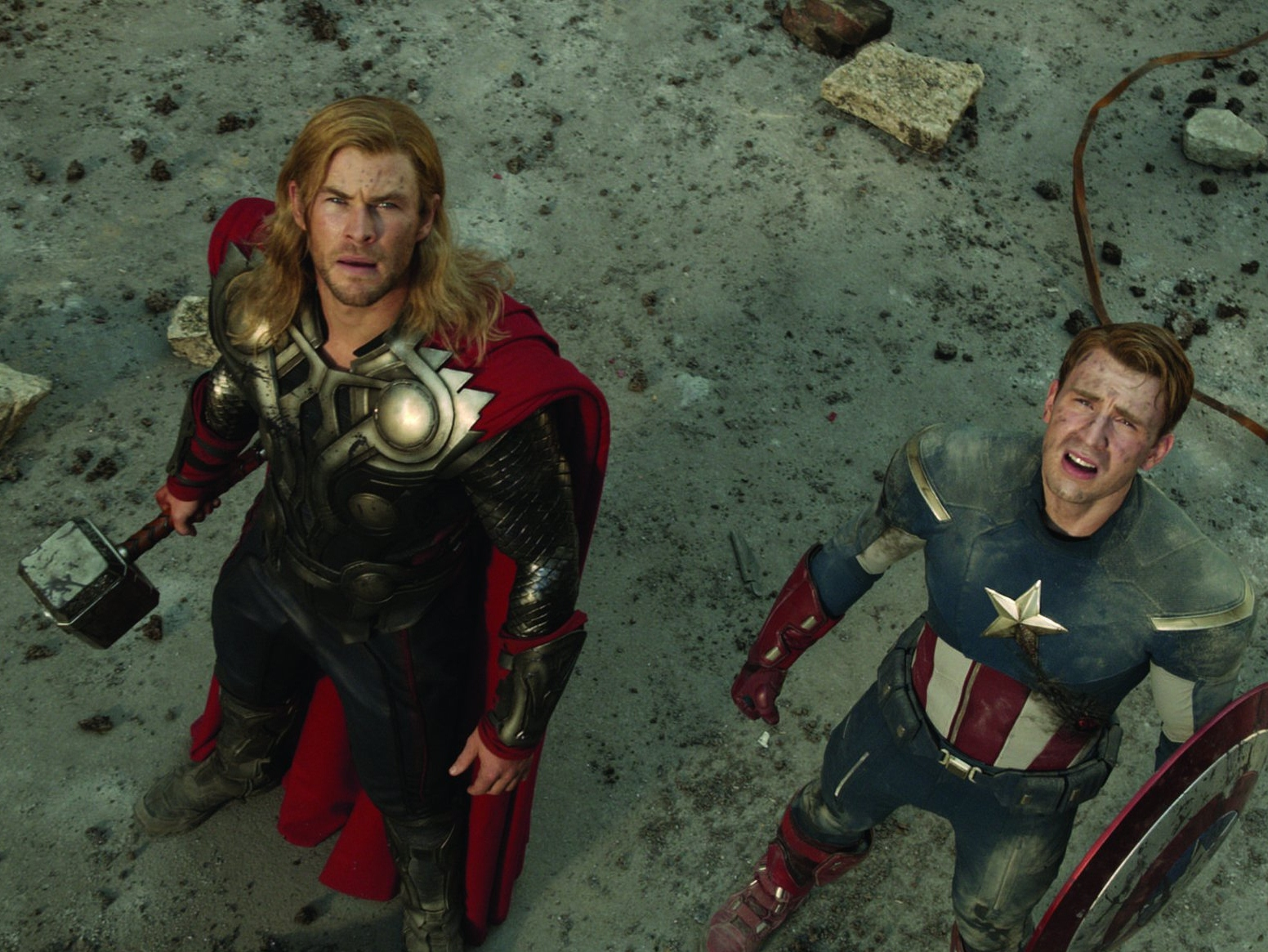 'The Avengers' Already Looking Super
