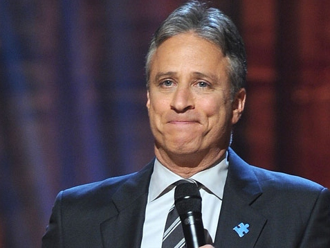 Stewart on Obama's Fallon Appearance: 'You Don't Have to Do This Anymore'