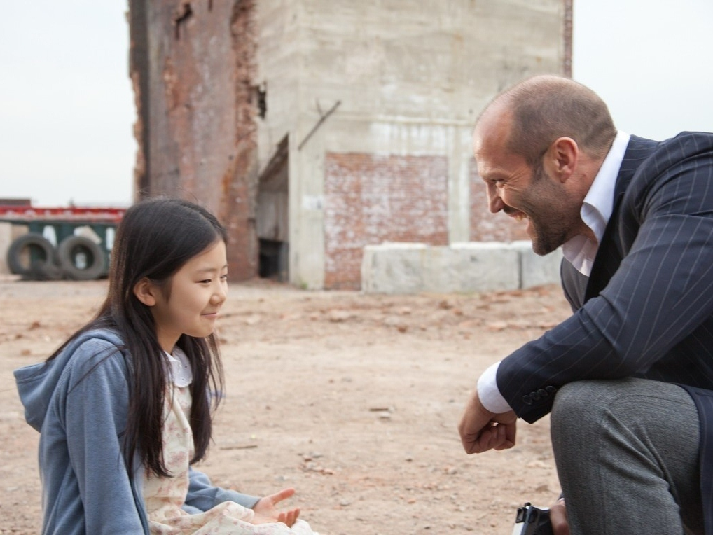 'Safe' Review: Statham's Latest Hero Has a Heart of Gold