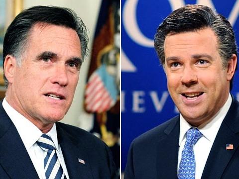 Romney Won't Appear on 'SNL' … Yet