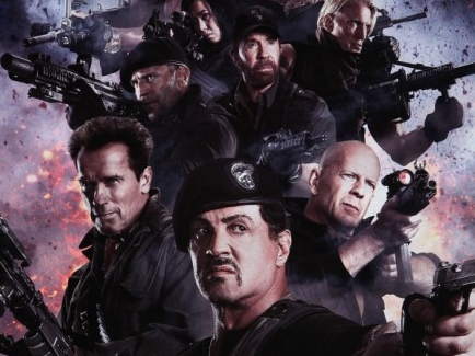 Trailer Talk: 'Expendables 2' – Arnie, Jean-Claude and Sly, Oh My