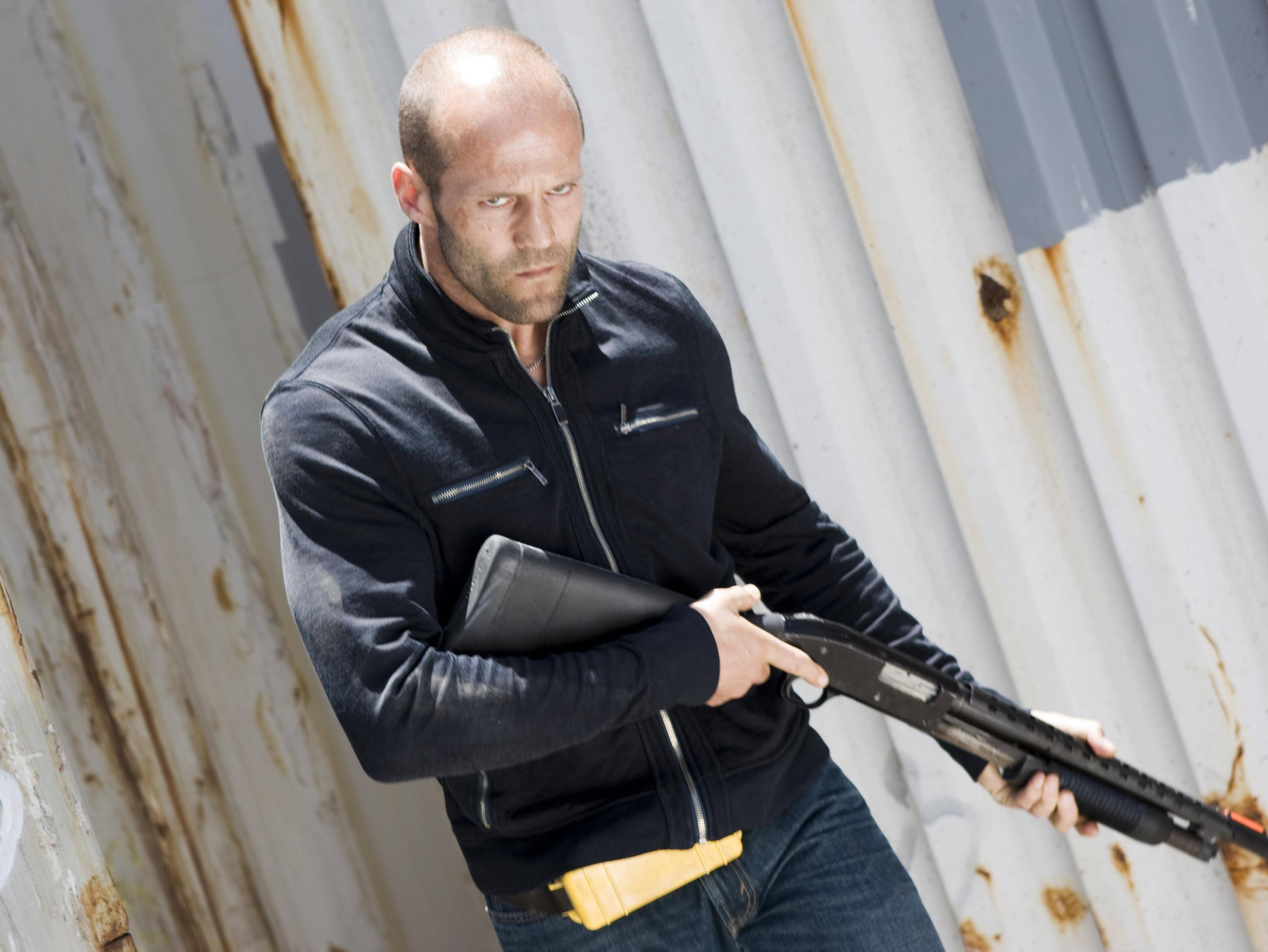 Jason Statham: The Last Action Hero