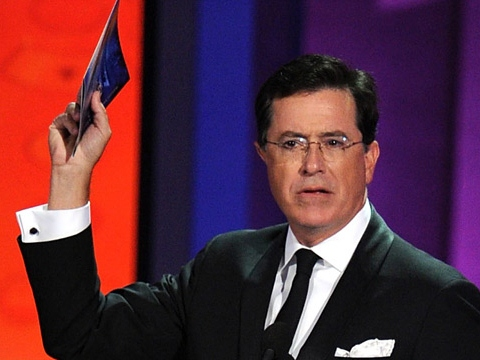NBC's Gregory Treats Colbert Like Political Kingmaker, Not Low-rated Clown
