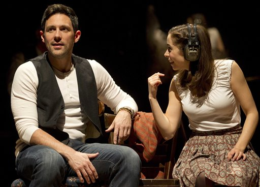 Broadway's 'Once' to Tour Next Summer