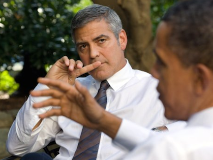Ocean's 15 Million: Clooney Breaks Fundraising Record for Obama