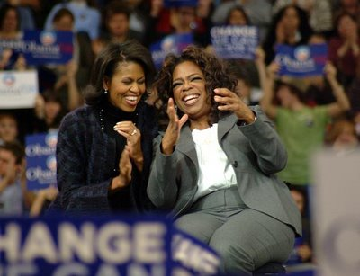 Book: Michelle Obama and Oprah Battled Over Fat