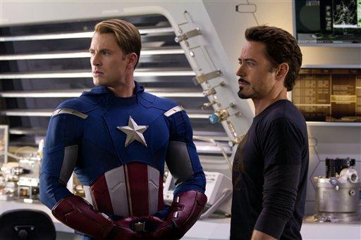 'Avengers' Add $103M In Sprint To $1 Billion