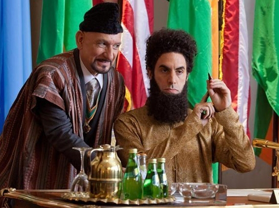 'The Dictator' Review: Baron Cohen Salutes OWS, Stumbles in Transition to Traditional Comedies