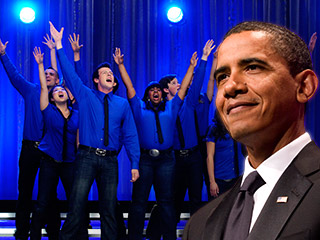 'Glee' Co-Creator To Host Obama Fundraiser