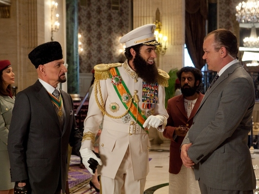 'The Dictator' Review: Baron Cohen's Dated Parody Lacks Teeth, But Not Laughs