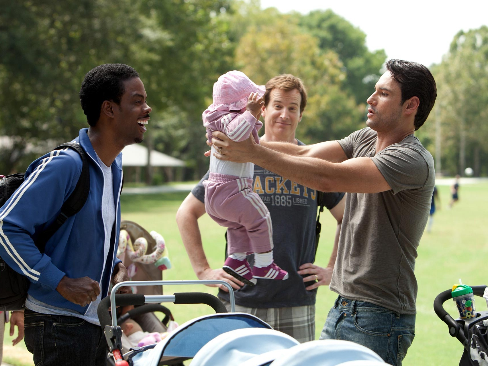 'What to Expect When You're Expecting' Review: The Daddies Rule This Pregnant Rom-Com