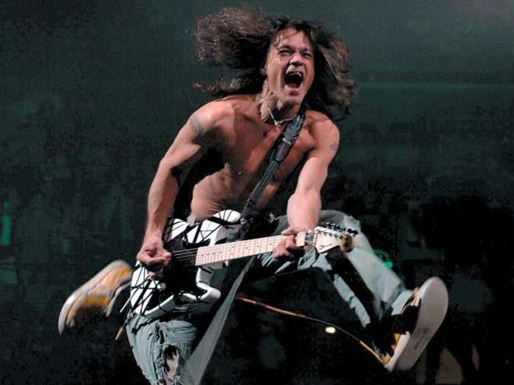 Van Halen Cancels Shows, Cites Need for 'Break'