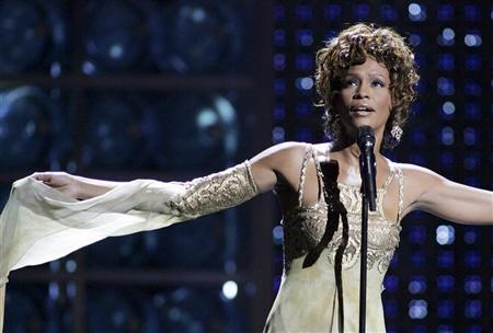 Whitney Houston's Last Record Released for 'Sparkle' Feature