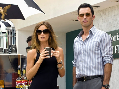 Big Hollywood's Double Dose of DVD Giveaways: 'Burn Notice' and 'White Collar'