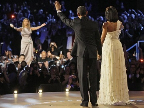 Michelle Obama and Beyonce: Mutual Admiration Society