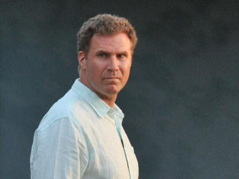 Funnyman Ferrell Hurt in Celebrity Soccer Match