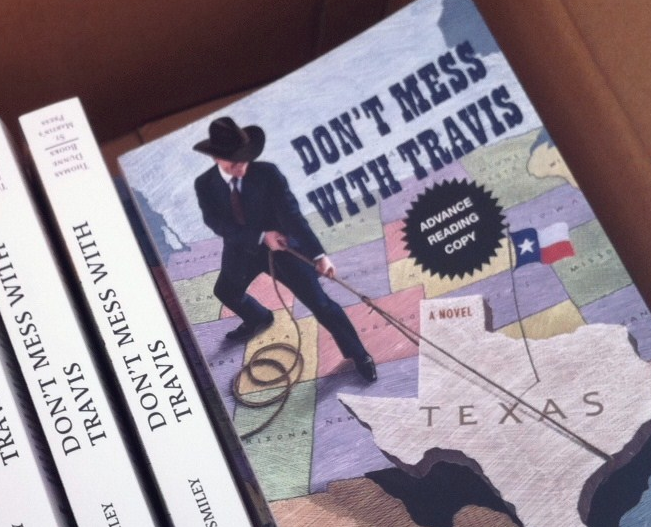 REVIEW: Bob Smiley's 'Don't Mess With Travis' Sparkles … in Boots