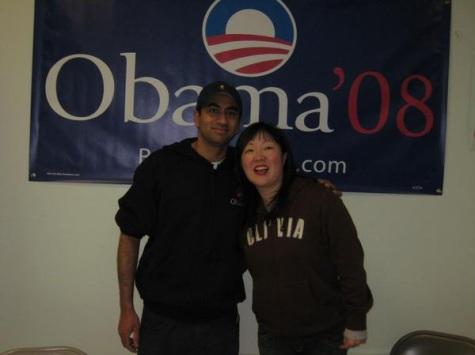 Comedian Margaret Cho: Obama Asian-American 'Like Tiger Woods'