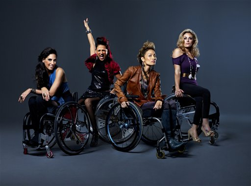'Push Girls' Gives Close-up of Women in Wheelchairs
