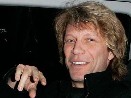 Bon Jovi Hitches Ride with Obama, Air Force One