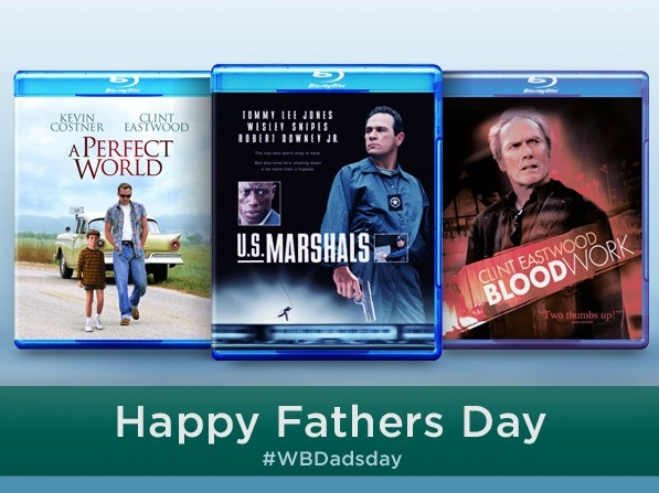 Eastwood, Jones and Costner – Big Hollywood's Father's Day Giveaway