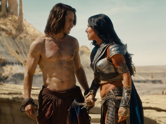 Home Videodrome: Give 'John Carter' a Serious Second Chance