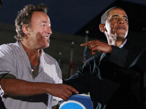 Springsteen Favored to Write New U.S. National Anthem
