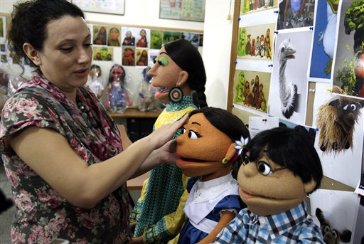 Corrupt Puppeteers Spell End to U.S. Funding for Pakistan's 'Sesame Street'
