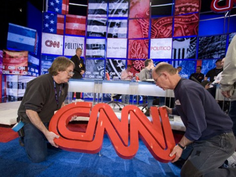CNN Reruns Diamond Jubilee During Wisconsin Climax, No One Notices