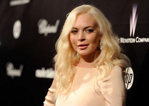 Reports: Actress Lindsay Lohan Injured in Car Crash