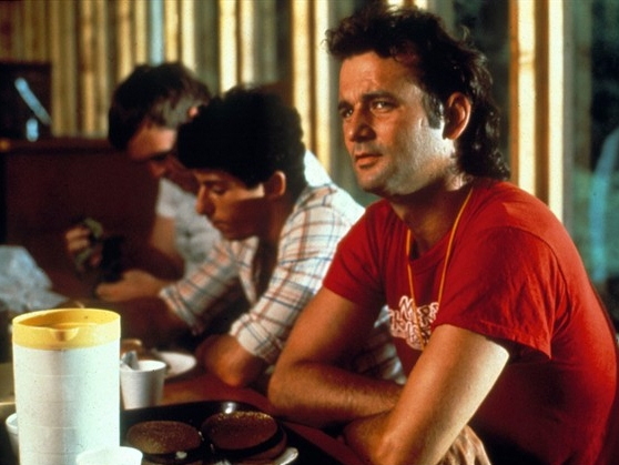 'Meatballs' Blu-ray Review: Murray Makes Most of Cloying Camp Comedy
