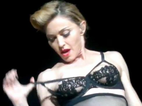 Desperate Diva: Madonna's Shock Shtick Getting Old