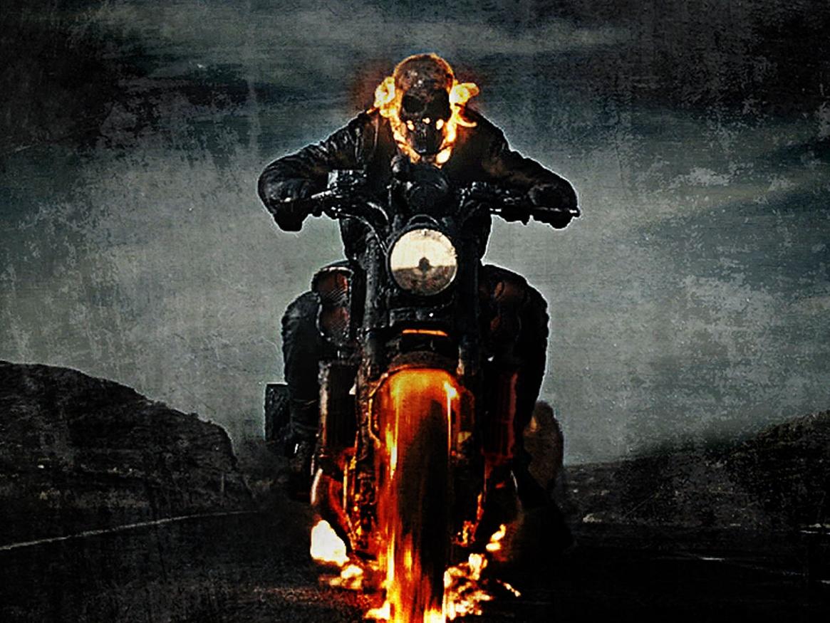 Home VideoDrome: 'Ghost Rider' Sequel Cranks Up Cage's Gonzo Spirit