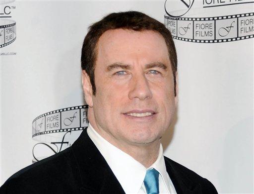 Film Returns Travolta to Spotlight, Amid Bad Press