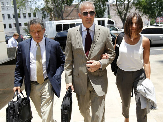 Kevin Costner Exonerated of Cheating Stephen Baldwin