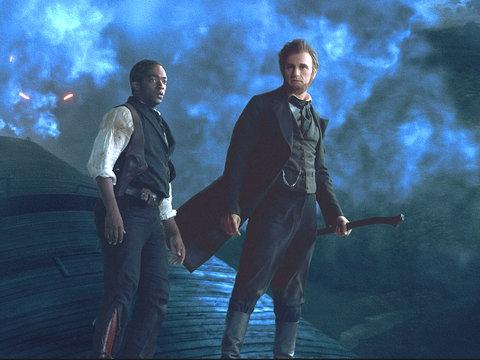 'Abraham Lincoln: Vampire Hunter' Review: Limp Horror/History Hybrid Misses the Jugular