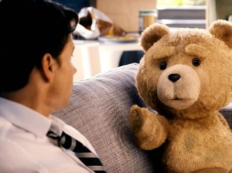 Box Office Heats Up: 'Ted' Overperforms at #1, 'Magic Mike' #2