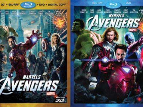 'Avengers' Arrives on Blu-ray Sept. 25