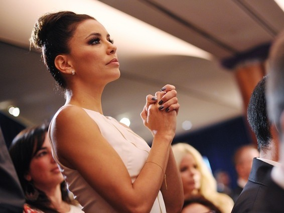 Obama Co-Chair Eva Longoria: There Is No Way Women Can Vote Republican