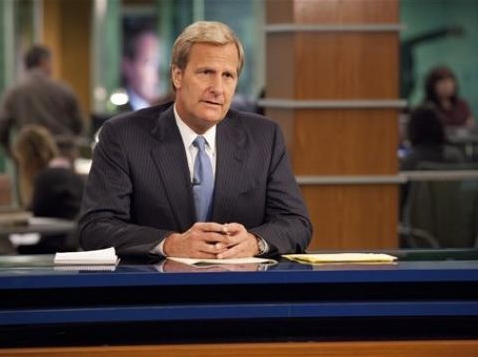 HBO Ignores Critics, Renews 'Newsroom'